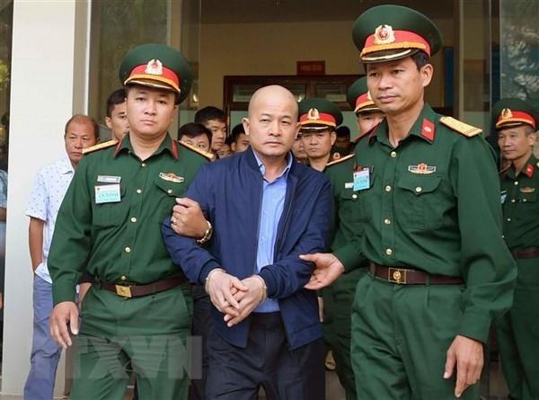 Anuncian otro procedimiento legal contra exdirectivo de empresa del Ministerio de Defensa de Vietnam hinh anh 1