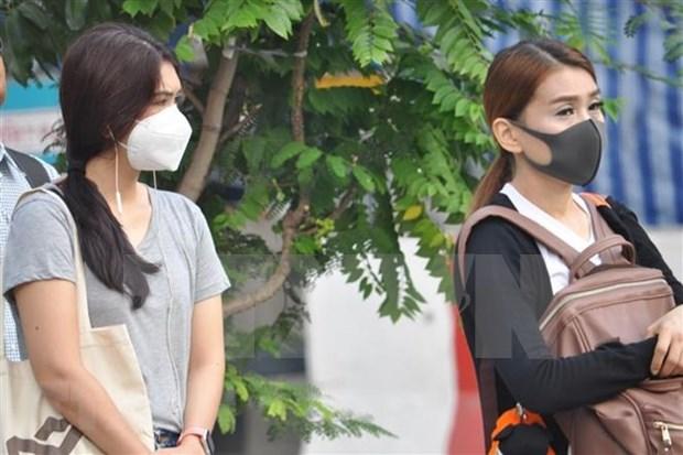 Cierran cientos de escuelas en Tailandia por alta contaminacion atmosferica hinh anh 1
