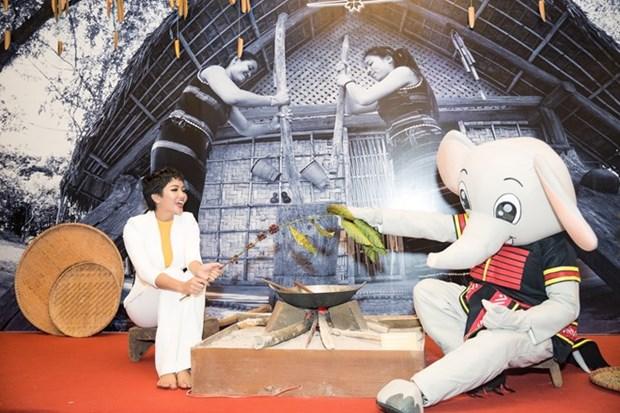 Celebraran en Vietnam septimo festival de cafe de Buon Ma Thuot hinh anh 1