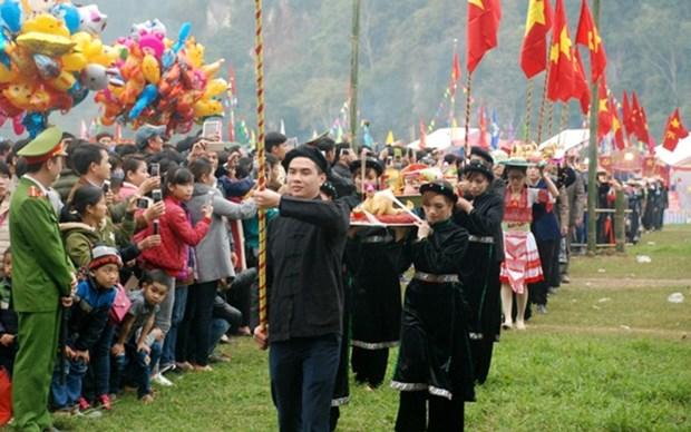 Efectuaran en provincia vietnamita de Bac Kan festival Long Tong de minorias etnicas hinh anh 1