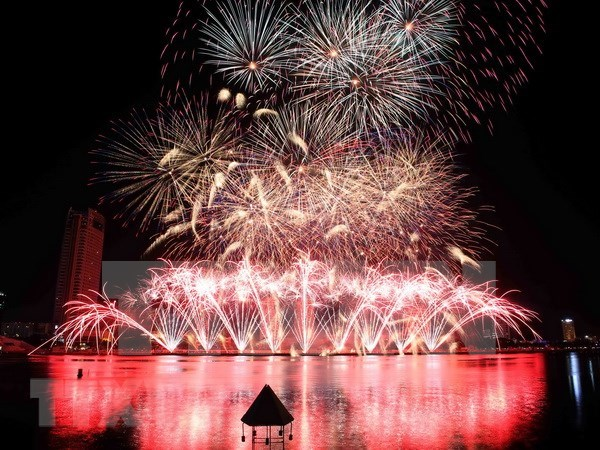 Anuncia Vietnam Festival Internacional de Fuegos Artificiales de Da Nang en junio de 2019 hinh anh 1