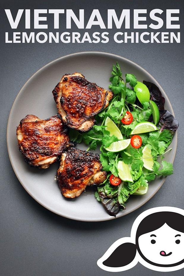 Receta con pollo negro, exquisito plato vietnamita hinh anh 1