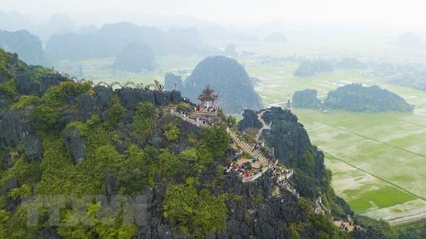 Cueva Mua, atractivo destino para aventureros en Ninh Binh hinh anh 1