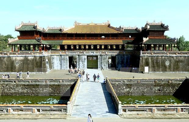 Rituales reales en la antigua capital imperial de Hue hinh anh 1