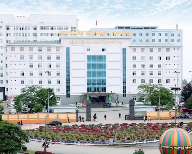 Hospital General de Phu Tho, pionero en atencion medica en el Noroeste de Vietnam hinh anh 1