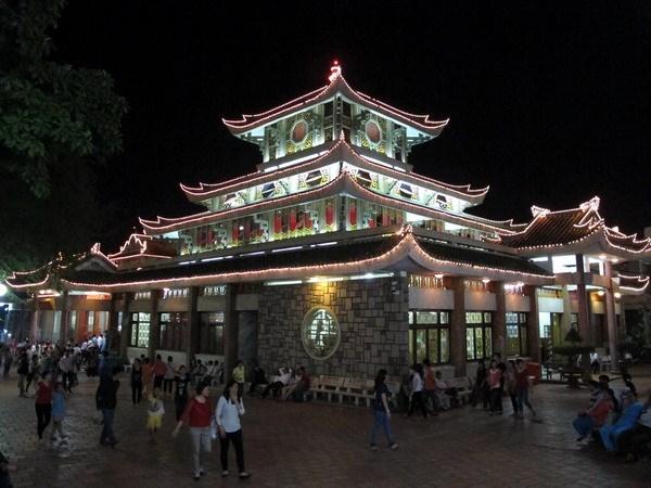 Provincia survietnamita de An Giang recibe a 200 mil visitantes en enero hinh anh 1