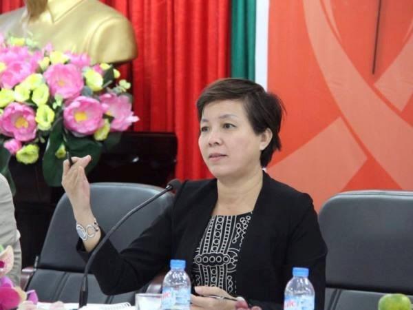 Van Anh: luchadora por la igualdad de genero hinh anh 1