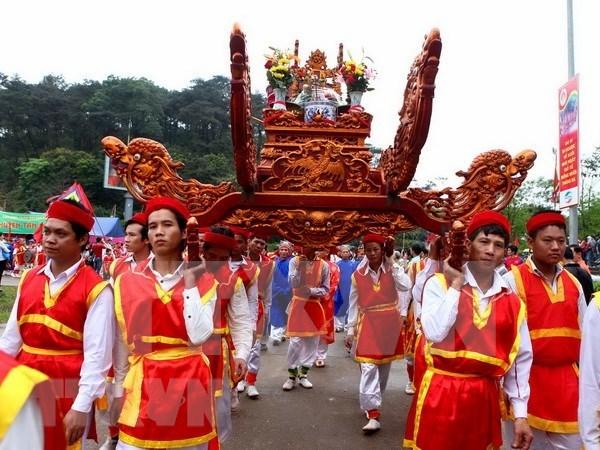 El culto a los Reyes Hung hinh anh 1
