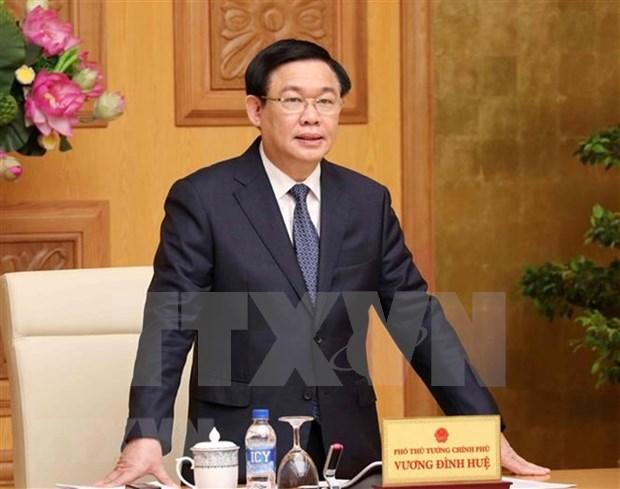 Vicepremier de Vietnam exhorta a crear nueva fuerza motriz para la economia nacional en 2019 hinh anh 1