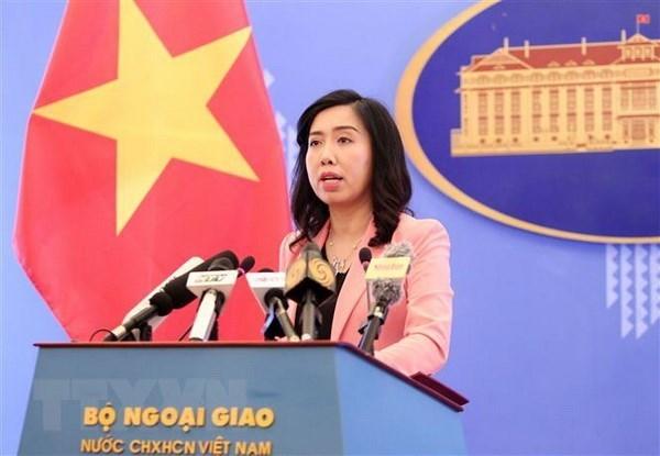 Vietnam aplaude pronta celebracion de segunda cumbre entre EE.UU. y Corea del Norte hinh anh 1