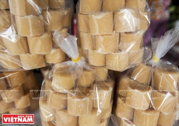 El azucar de palma, una especialidad de An Giang hinh anh 1