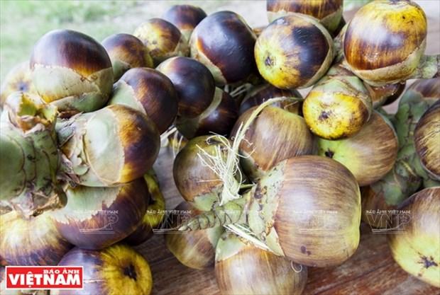 El azucar de palma, una especialidad de An Giang hinh anh 2