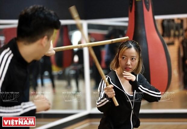 Arnis, arte marcial de lucha con bastones hinh anh 1