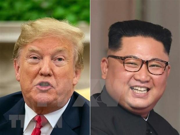 Trump se reunira con Kim Jong-un en Vietnam a finales de febrero hinh anh 1