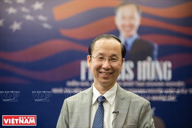 Francis Hung y su camino para convertirse en un talento de Estados Unidos hinh anh 1