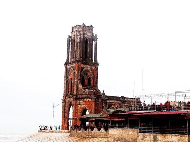 Iglesia Trai Tim, destino turistico atractivo en Nam Dinh hinh anh 1