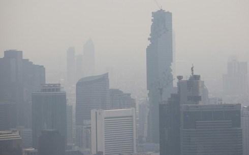 Tailandia ordena el cierre de 600 fabricas por contaminacion del aire hinh anh 1