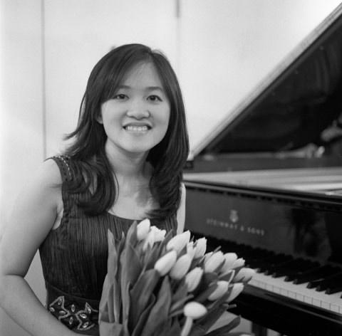 Trang Trinh y sus esfuerzos de extender musica clasica en Vietnam hinh anh 1