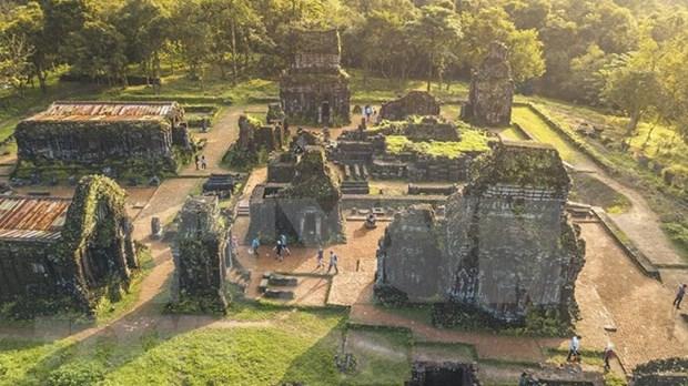 Santuario de My Son, patrimonio mundial en provincia de Quang Nam hinh anh 1