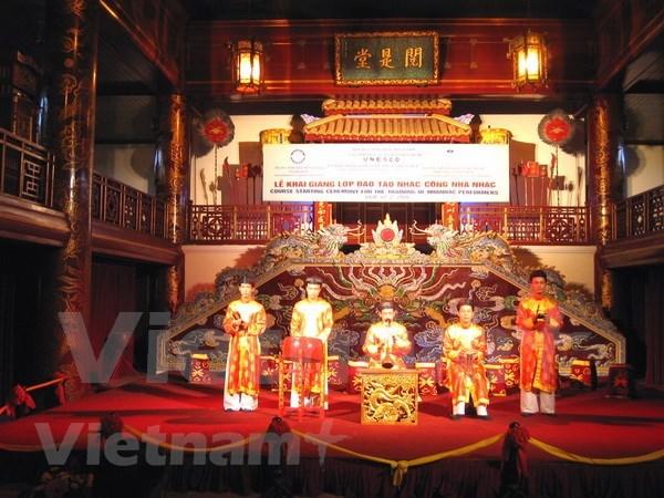 Nha Nhac, musica de la corte de Vietnam hinh anh 1