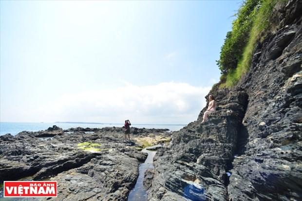 El encanto escondido de la isla de Tam Hai en Quang Nam hinh anh 1