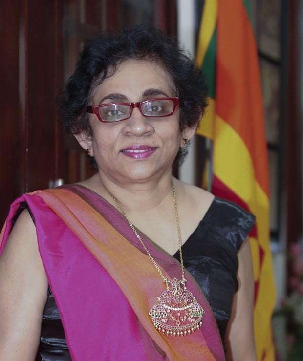 Embajadora impulsa amistad entre Vietnam y Sri Lanka hinh anh 1