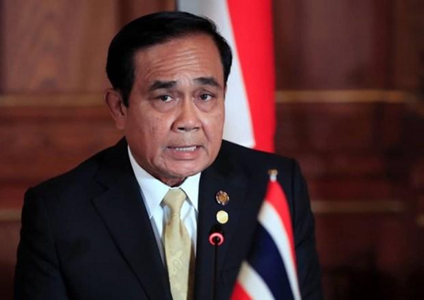 Calientan elecciones generales en Tailandia con incorporacion de actual premier y princesa hinh anh 1