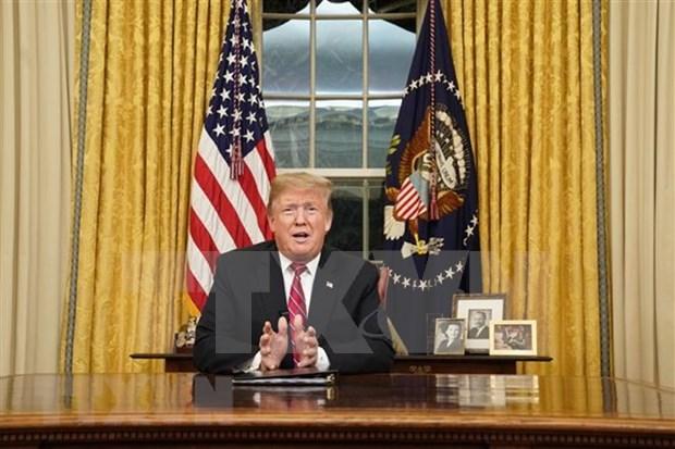 Donald Trump confirma a Hanoi como sede de proxima cumbre con Kim Jong-un hinh anh 1
