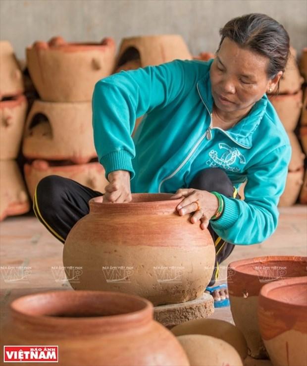 Ceramica Go: una marca de los Cham hinh anh 1