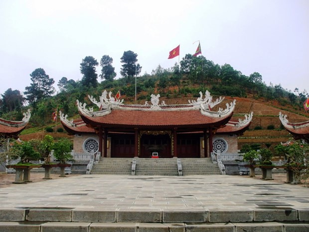 Recuerdan y expresan en Vietnam gratitud a madre mitologica de la nacion hinh anh 1