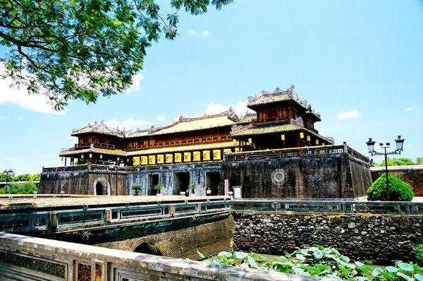 Conjunto de monumentos de Ciudad Imperial de Hue hinh anh 1
