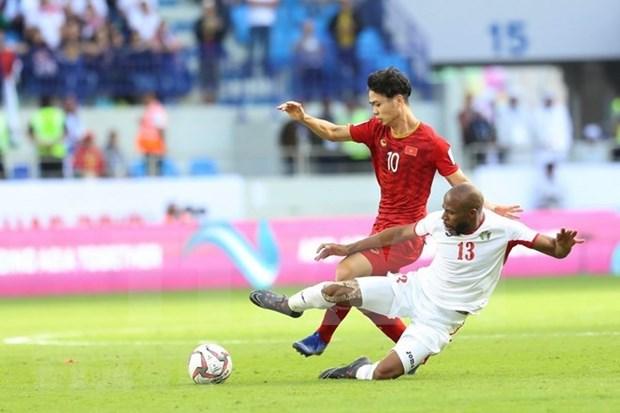 Destaca prensa sudcoreana al delantero vietnamita Nguyen Cong Phuong como nueva estrella del futbol hinh anh 1