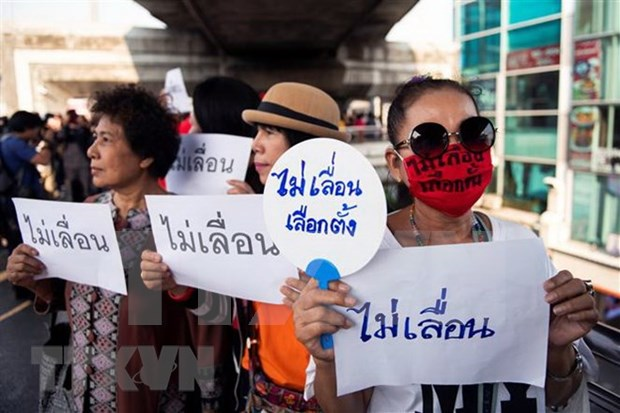 Causan preocupacion en Tailandia rumores sobre posible golpe de estado hinh anh 1
