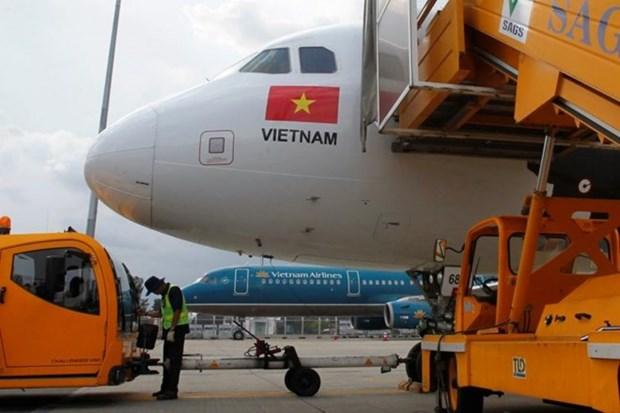 """Estados Unidos preve dar """"luz verde"""" a vuelos directos desde Vietnam hinh anh 1"""