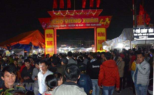 Mercado Vieng: unica feria para