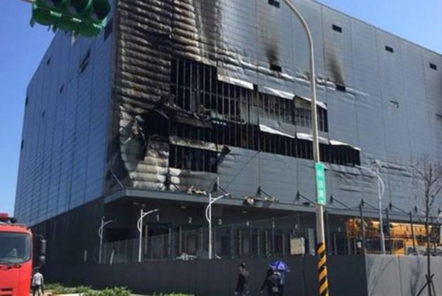 Respaldan autoridades vietnamitas a compatriotas victimas de incendio en Taiwan hinh anh 1
