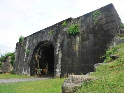 La Ciudadela de la dinastia Ho destaca por su particular arquitectura hinh anh 1