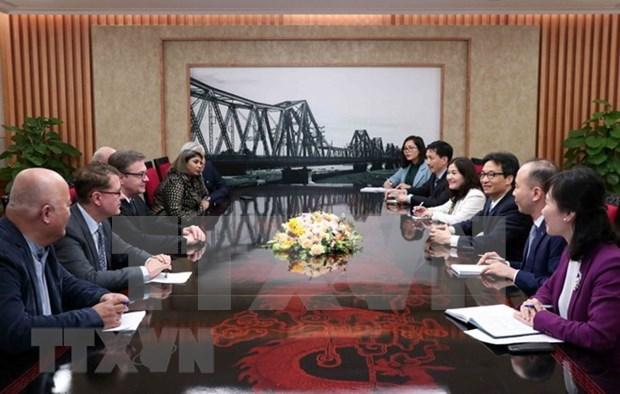 Vietnam valora cooperacion con Aldeas Infantiles SOS Internacional hinh anh 1