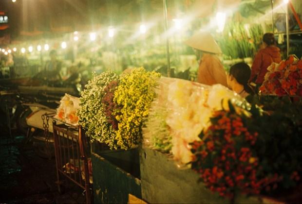 Destaca CNN mercado vietnamita de flores como destino atractivo en Ano Nuevo Lunar hinh anh 1