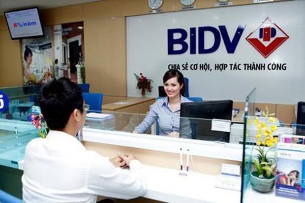 Banco vietnamita BIDV entre las tres marcas con mayor cambio de valor en el mundo hinh anh 1