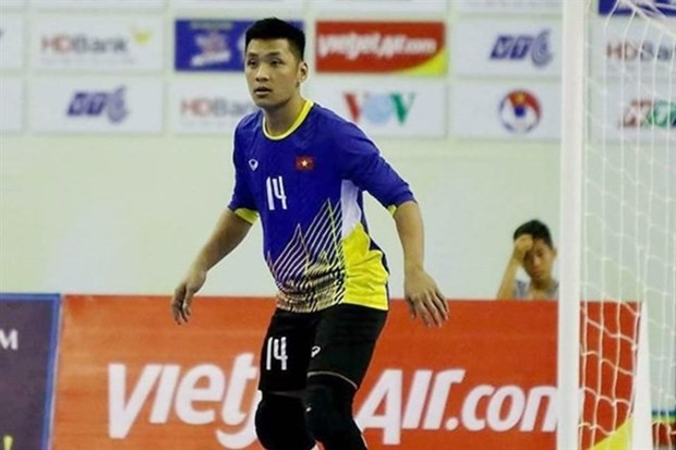 Equipo de futbol sala de Vietnam entrenara en Espana hinh anh 1