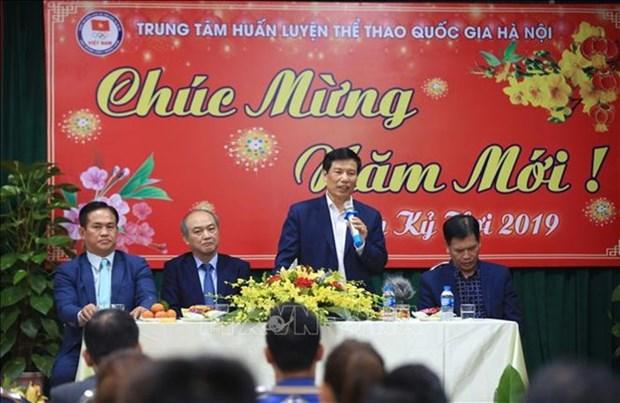Grandes esperanzas para el futbol vietnamita en proximos Juegos del Sudeste Asiatico hinh anh 1