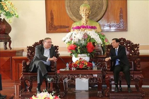 Realizaran Semana Cultural de Hungria en ciudad vietnamita de Can Tho hinh anh 1