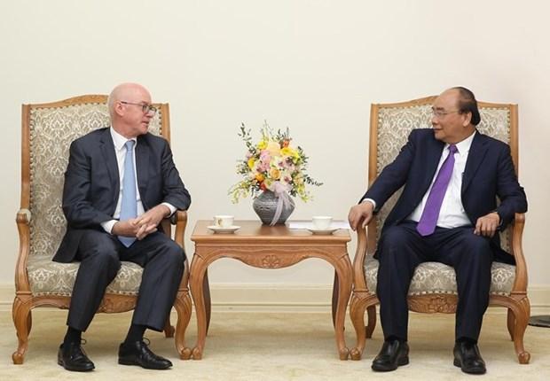 Exhorta Vietnam al FMI a reforzar asistencia en gestion de economia informal hinh anh 1
