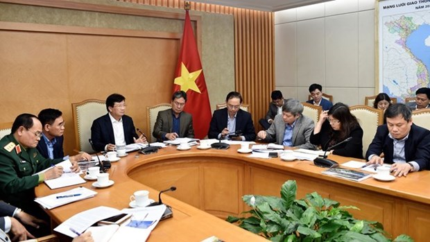Vicepremier vietnamita urge a acelerar proyecto del aeropuerto Long Thanh hinh anh 1