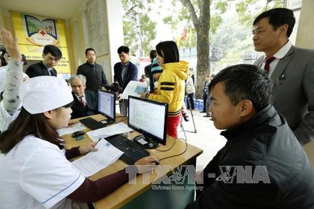 Aplicaran en Vietnam registros medicos electronicos hinh anh 1