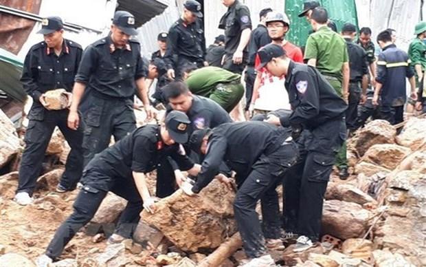 Promueve Vietnam servicios televisivos en funcion de asuntos exteriores y prevencion de desastres naturales hinh anh 1