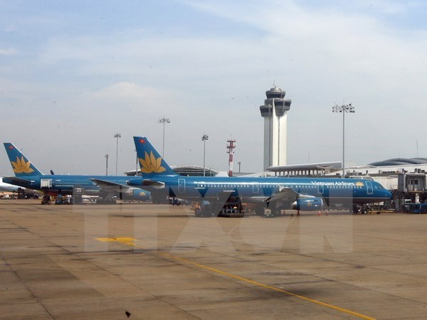 Trasladaron Vietnam Airlines y Jetstar Pacific a un millon 600 mil viajeros en el Tet 2019 hinh anh 1
