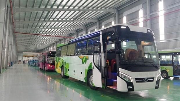 Importo Vietnam 10 mil automoviles en enero hinh anh 1