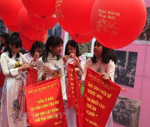 Anuncia Vietnam celebracion de grandes eventos literarios hinh anh 1